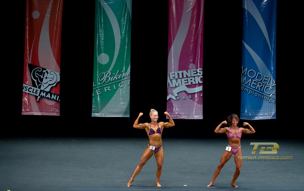 2011 MuscleMania Midwest Championships