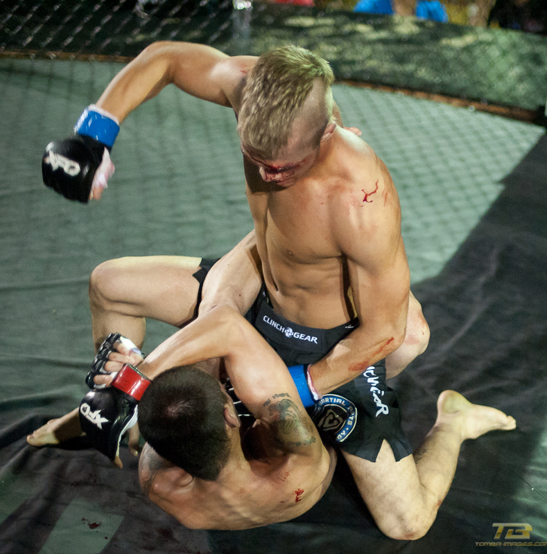 Joey Diehl at XFO Wars 7