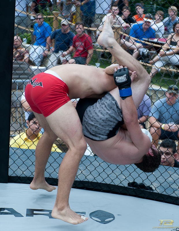 XFO Outdoor War's 7 last 8 Amatuer Matches