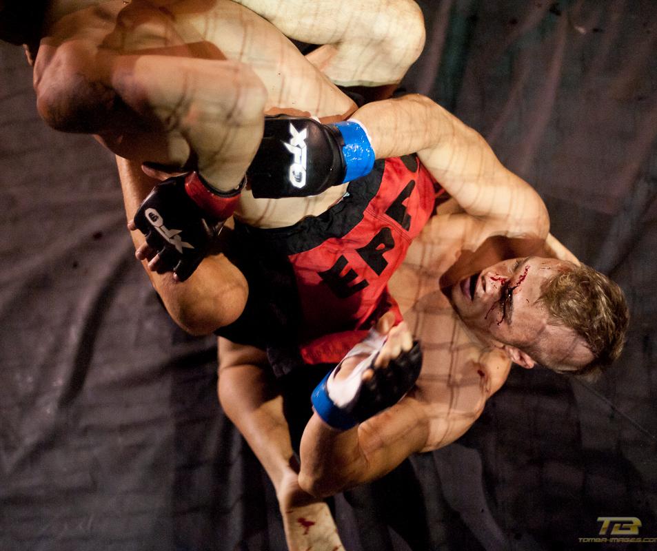 Joshua Epps vs Joey Diehl at XFO
