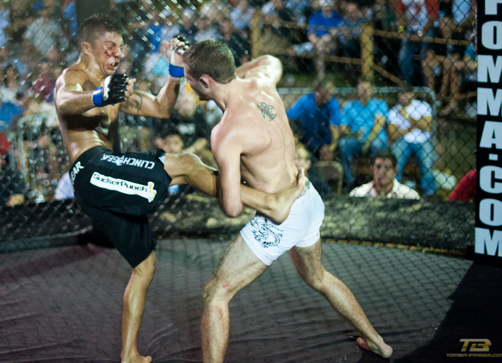 Greg Reddington vs Christian Reynoso at XFO