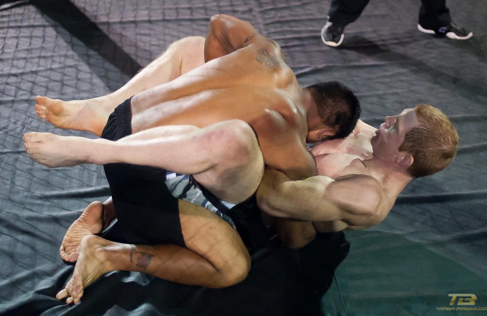 Christopher Albandia vs Eric Schafer at XFO