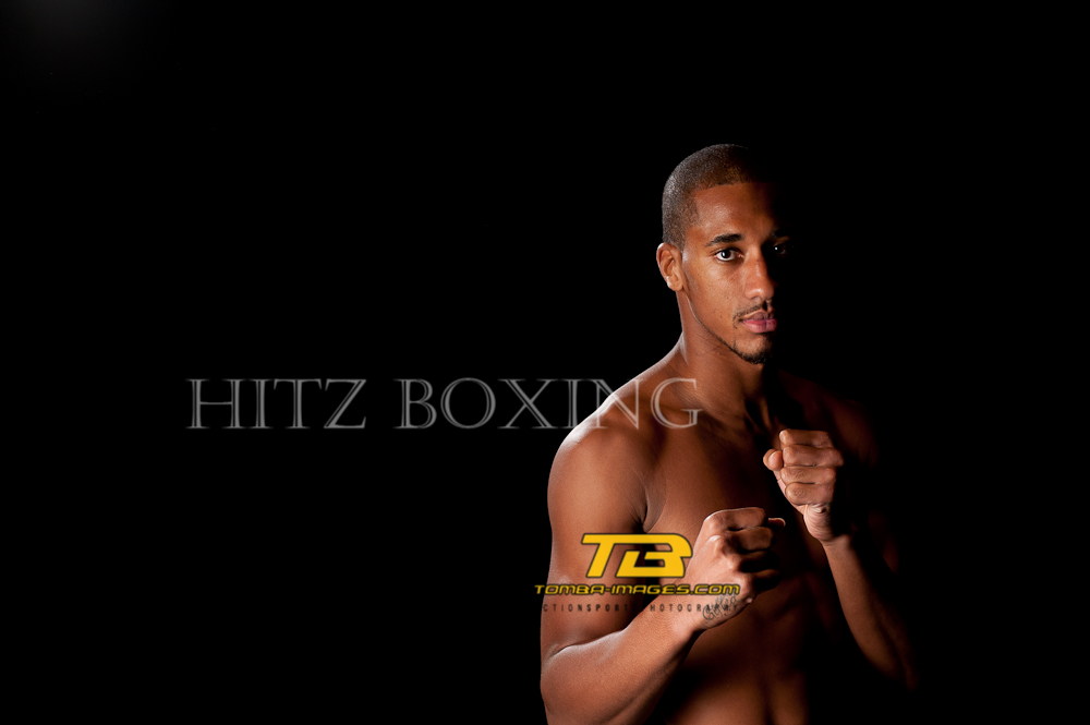 Demetrius Andrade Portrait Session