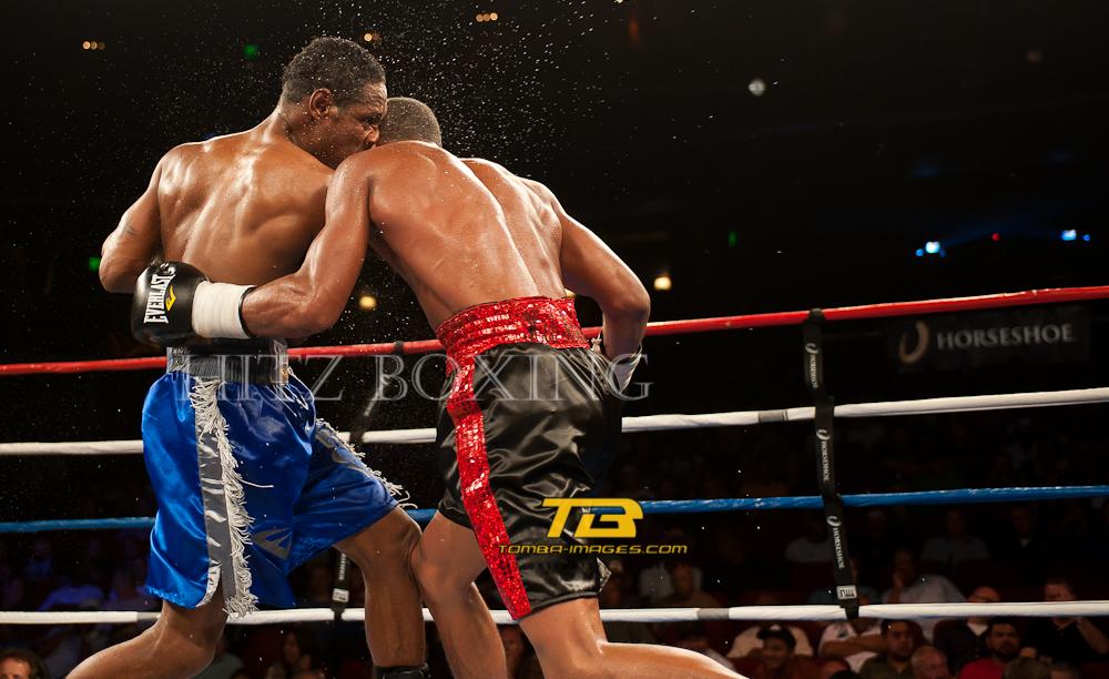 "Hitz Boxing presents ""Fight night at the Horseshoe"""