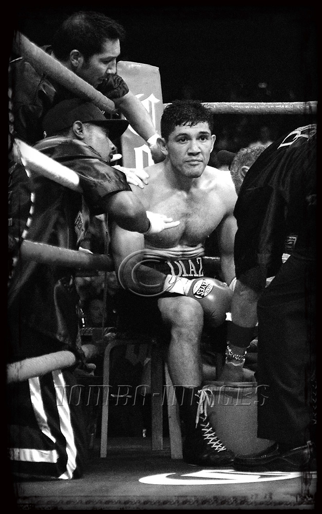Hitz Boxing Returns w/ David Diaz Live on ESPN2 Friday Night Fights