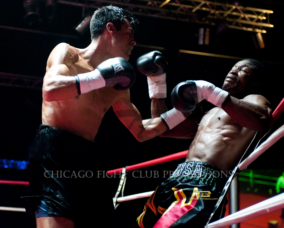 "Chicago Fight Club Presents ""Fight Night II"""