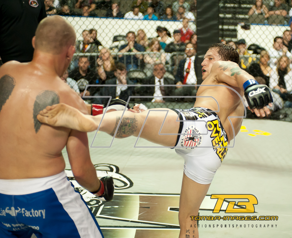 XFO #39 at the Sears Centre Arena