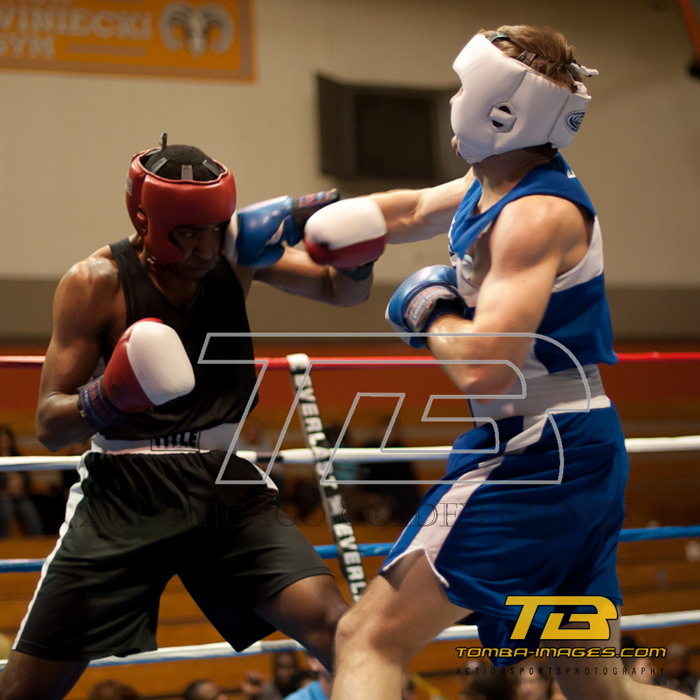 Saturday March 19th 2011 Chicago Golden Gloves