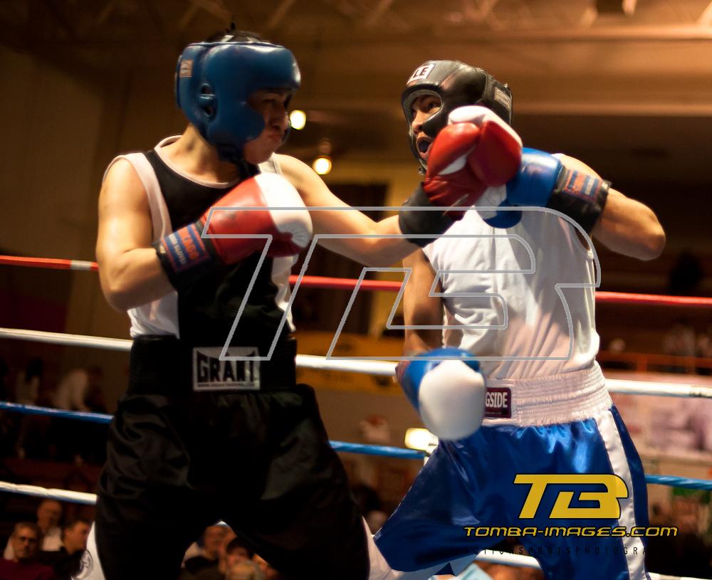 March 11th 2011 Chicago Golden Gloves