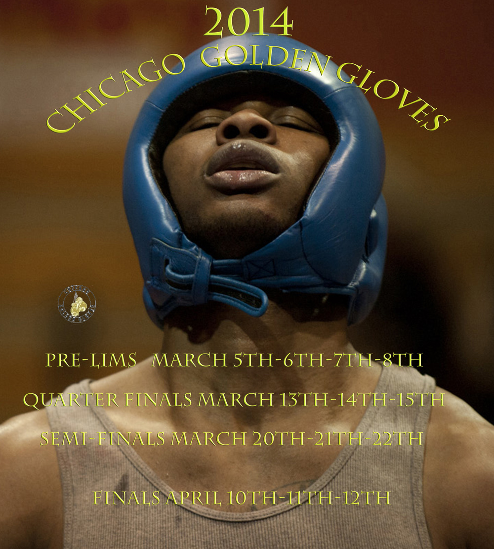 Chicago Golden Gloves 2014