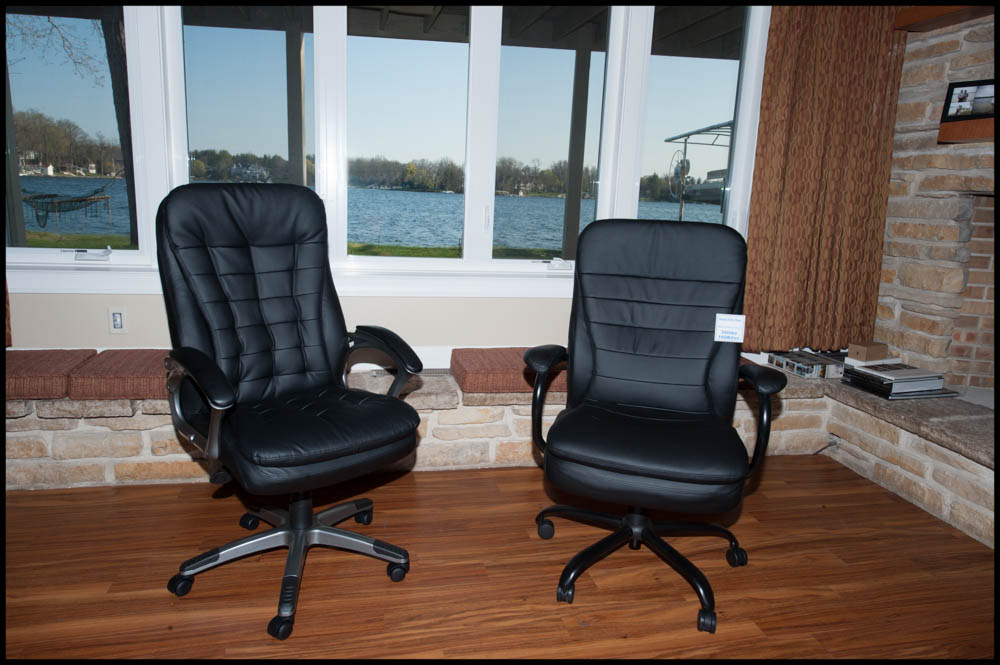 The new Captains Chairs