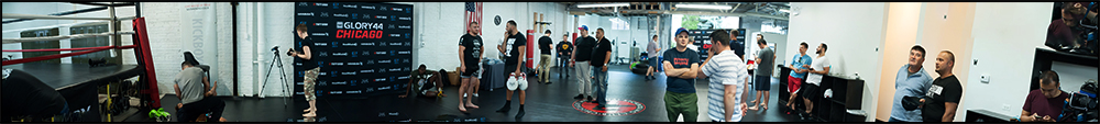 Getting ready for the Glory  # 44 Open Workout ...To view full screen, please click on image.