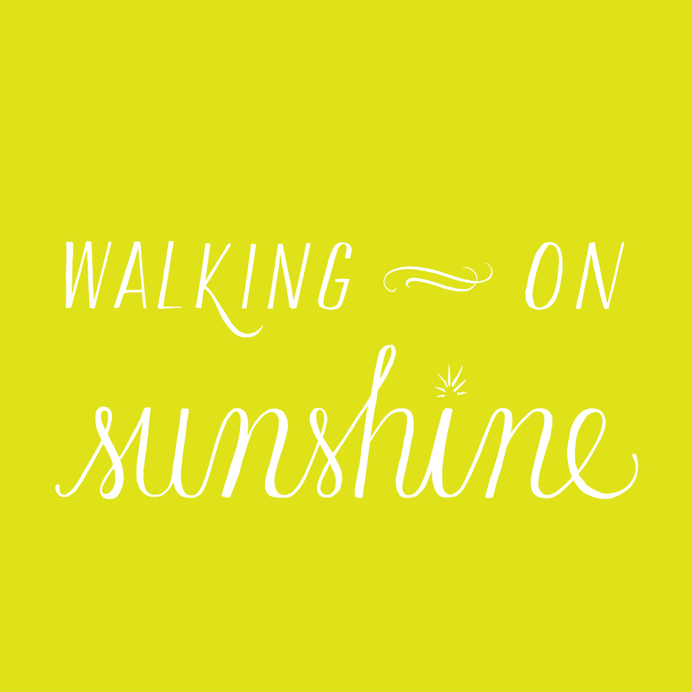 Walking On Sunshine - andreacrofts.com.jpg