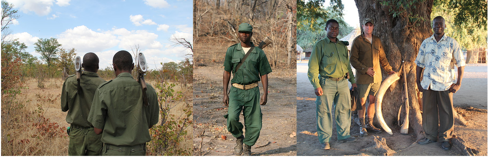 simons anti poaching team is the only anti poaching in the area and is very effective -