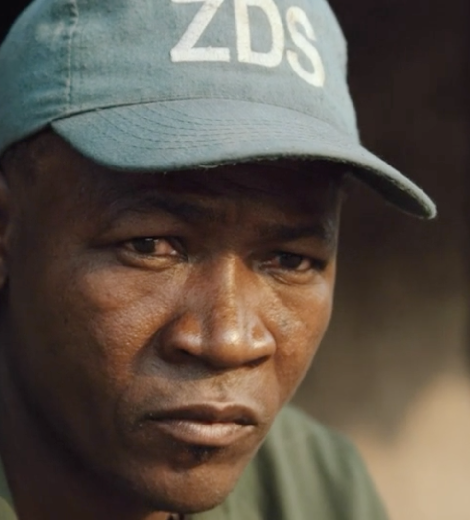 Anti-poaching team , Unsung heroes of the wildlife world.