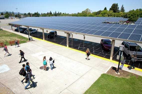 Northgate High School Solar*