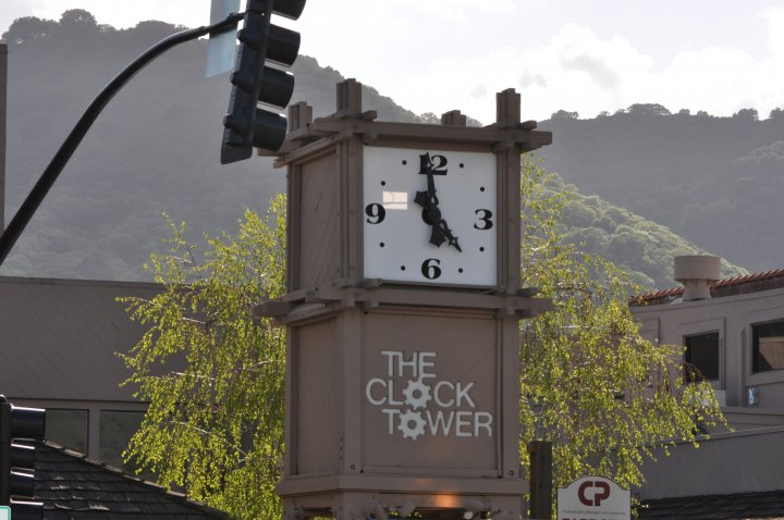 Danville Clocktower