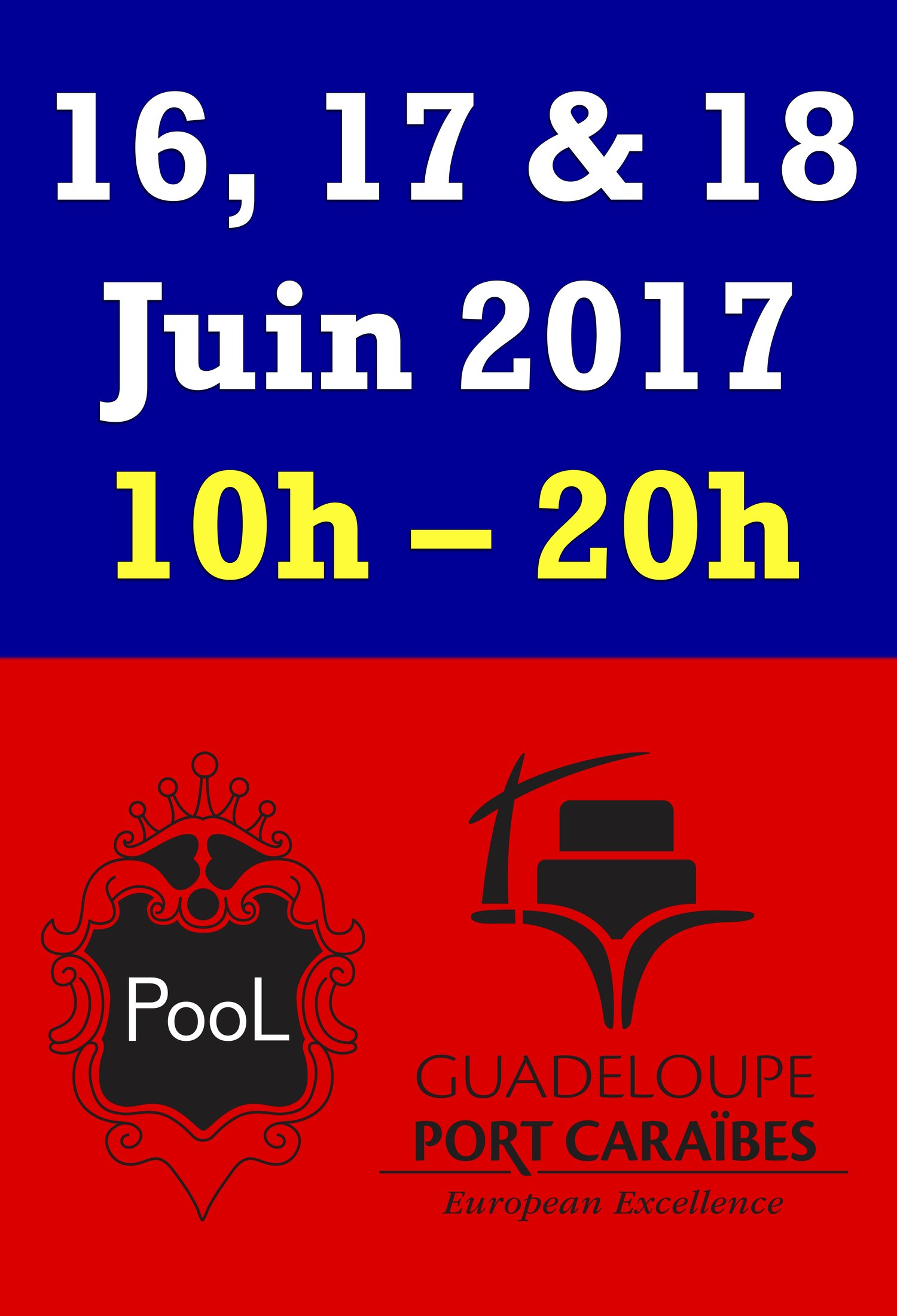 POOL ART FAIR GUADELOUPE 2017