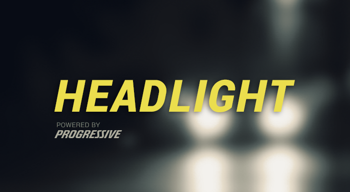 Headlight -  Progressive