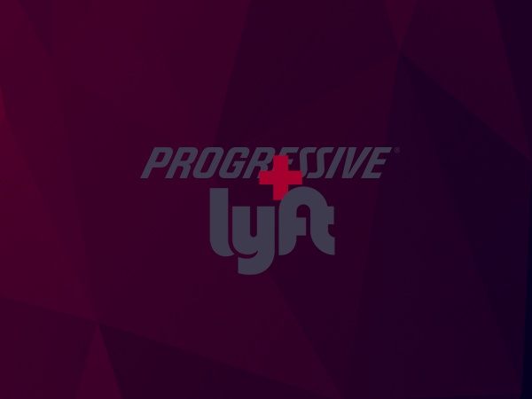 Progressive + Lyft