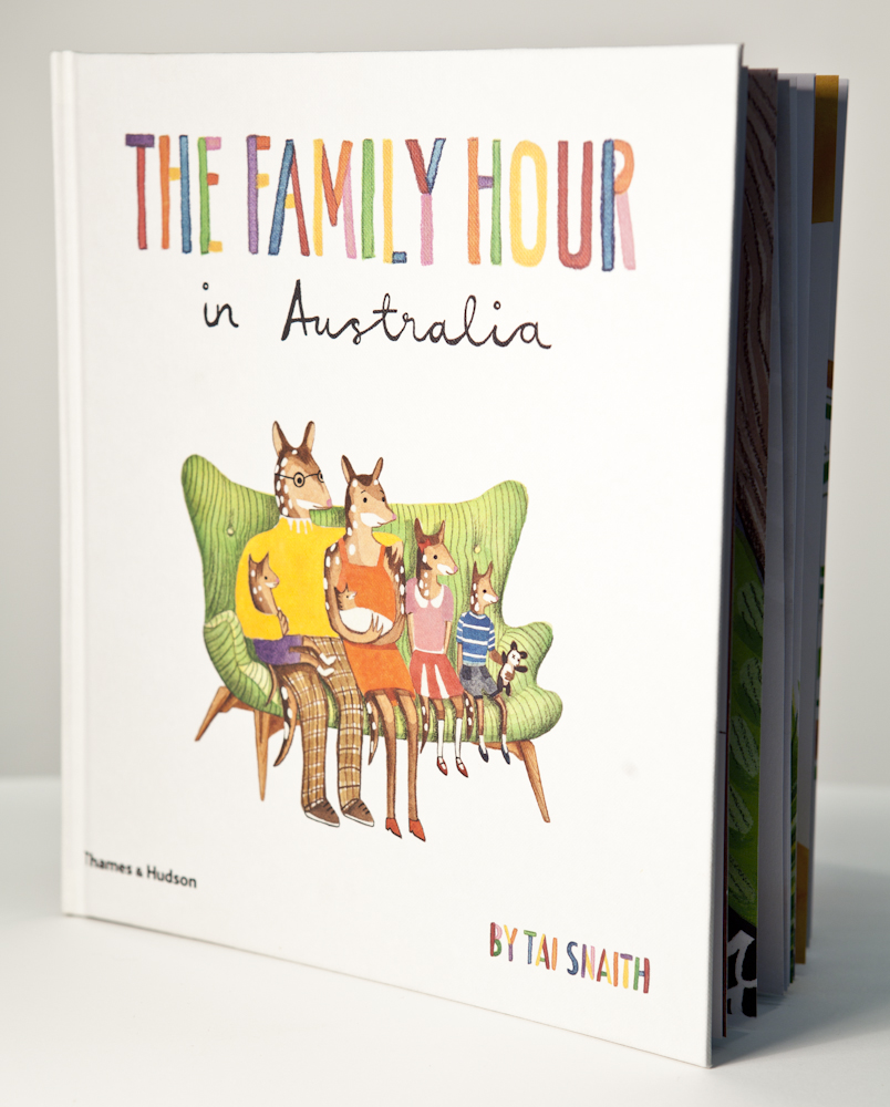 The Family Hour in Australia, 2012.