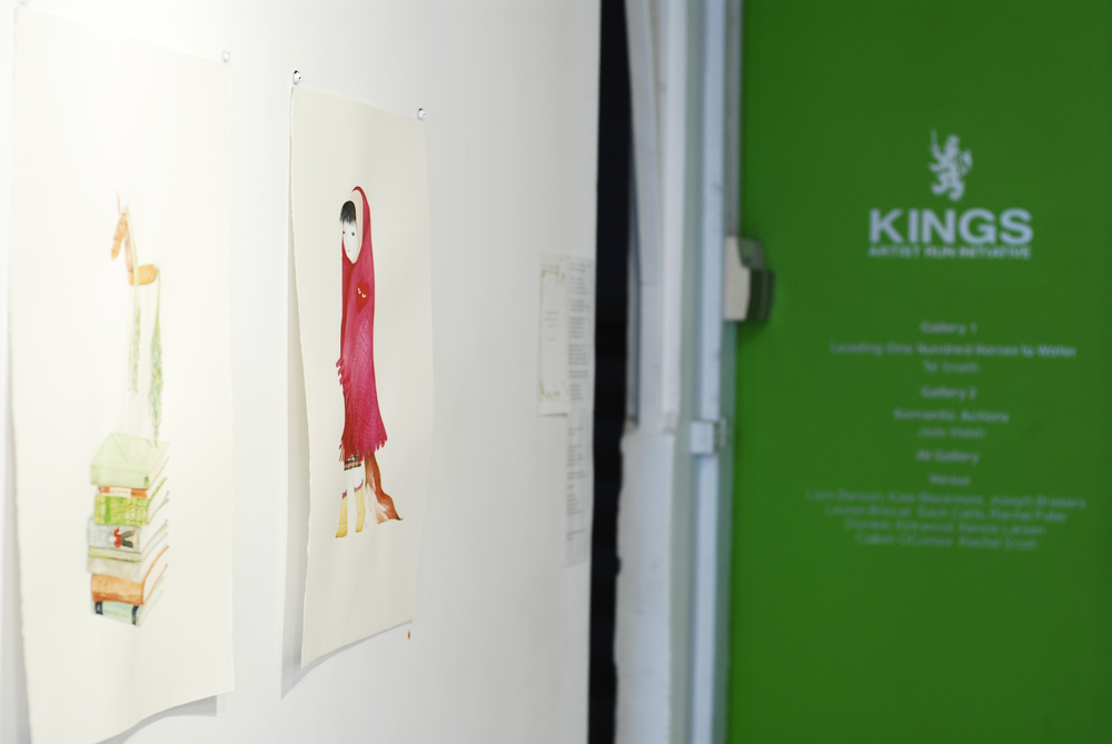 Installation view, Kings ARI Melbourne 2010