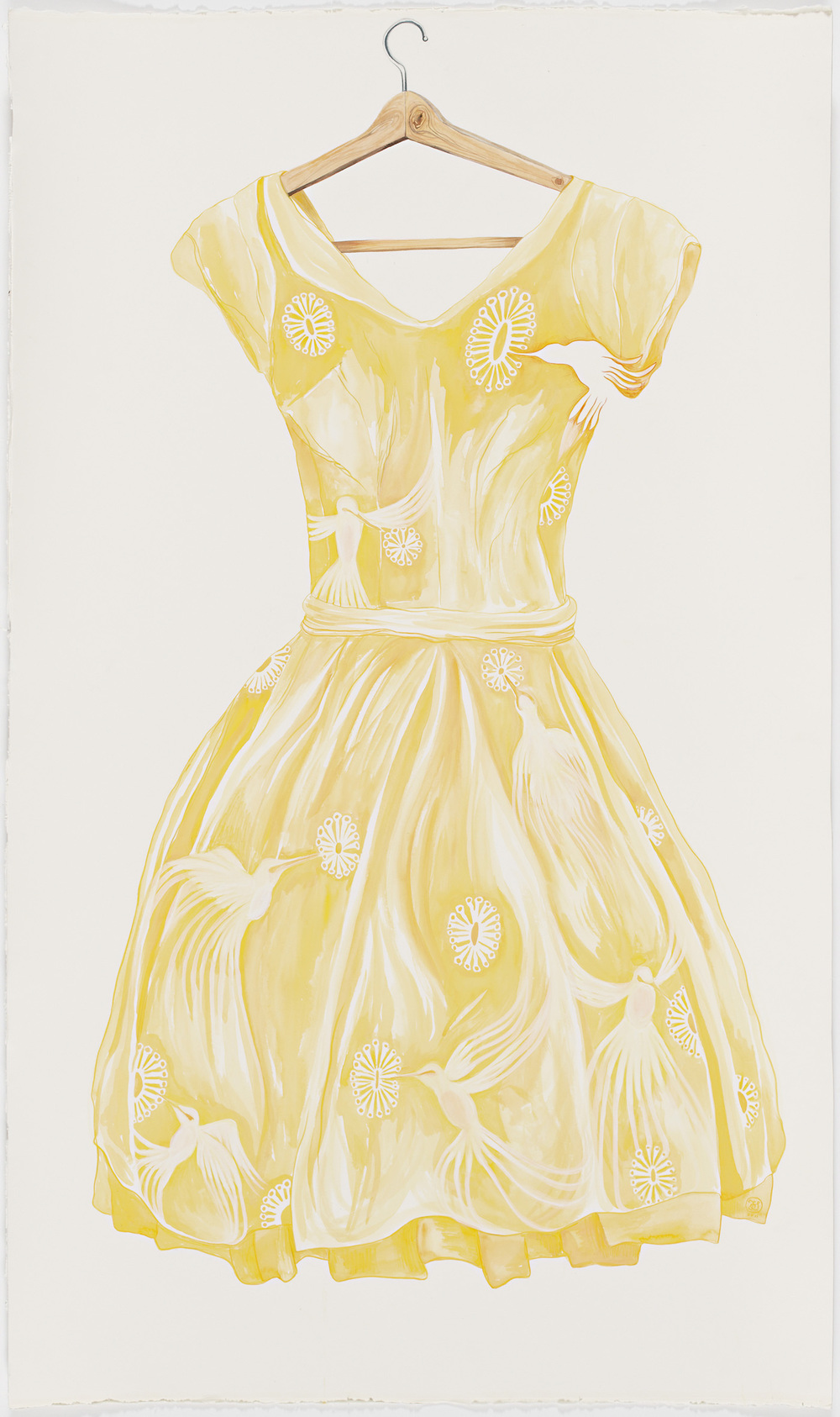 The Tear, 2011. Helen Gory Galerie.