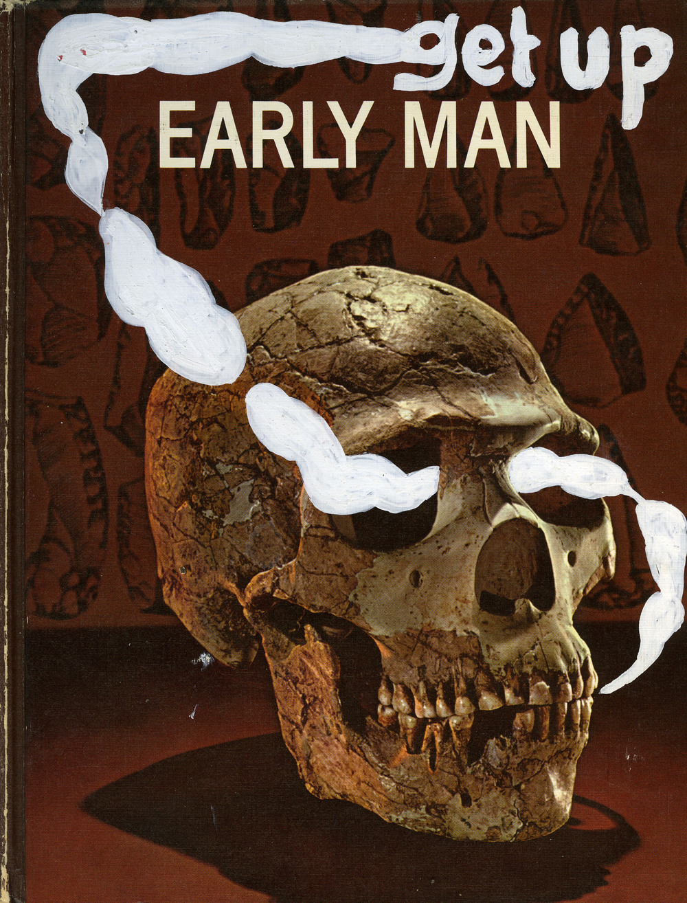 Get up early man, 2009.