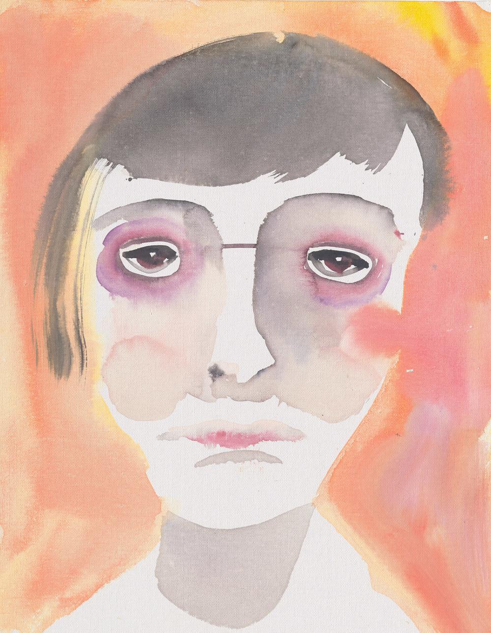 Portrait of a Sunday painter