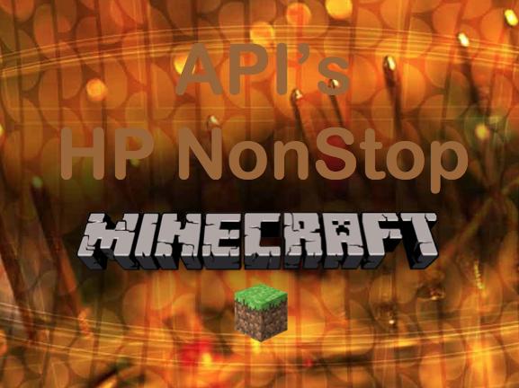 Web APIs on NonStop - Damian Ward