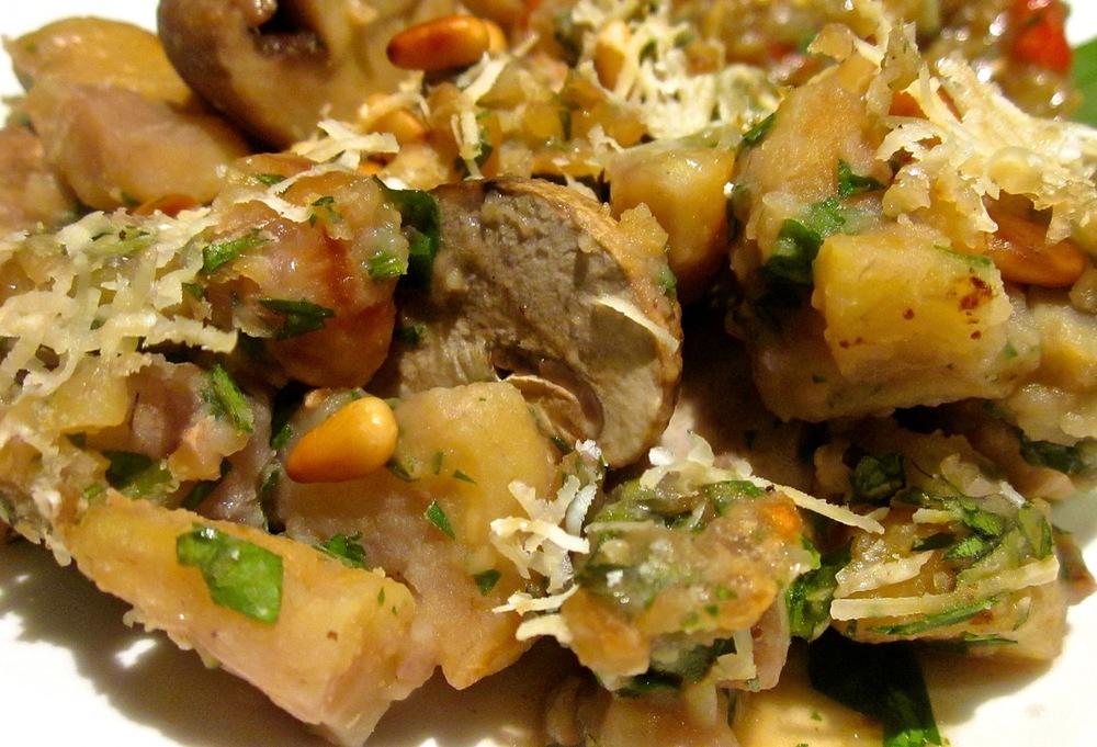 Mushroom chestnut gratin edited resized.JPG