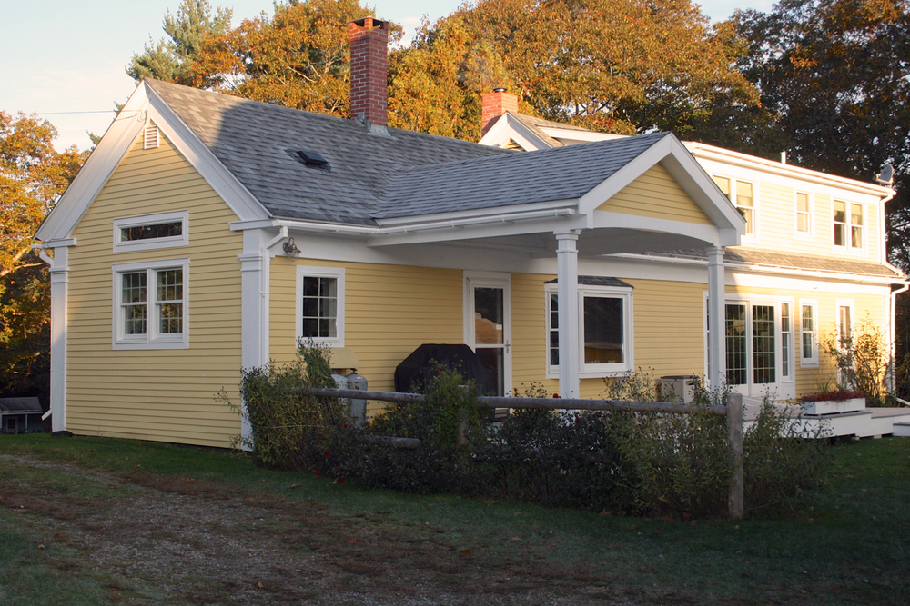 Historical Restoration & Remodel - Farm House - South Bristol, ME