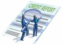 credit report investigation