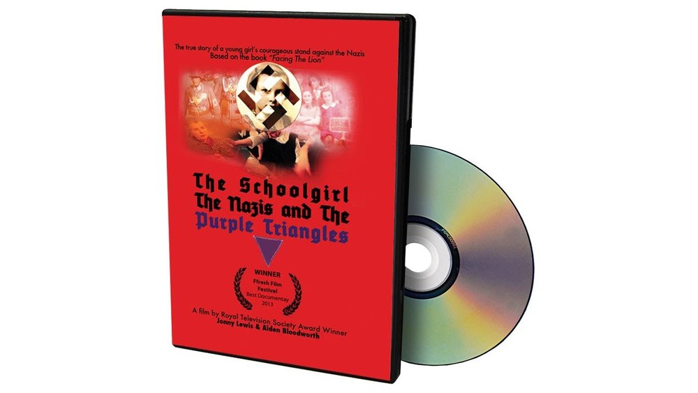 Now on DVD - Featuring 50 minutes bonus footage