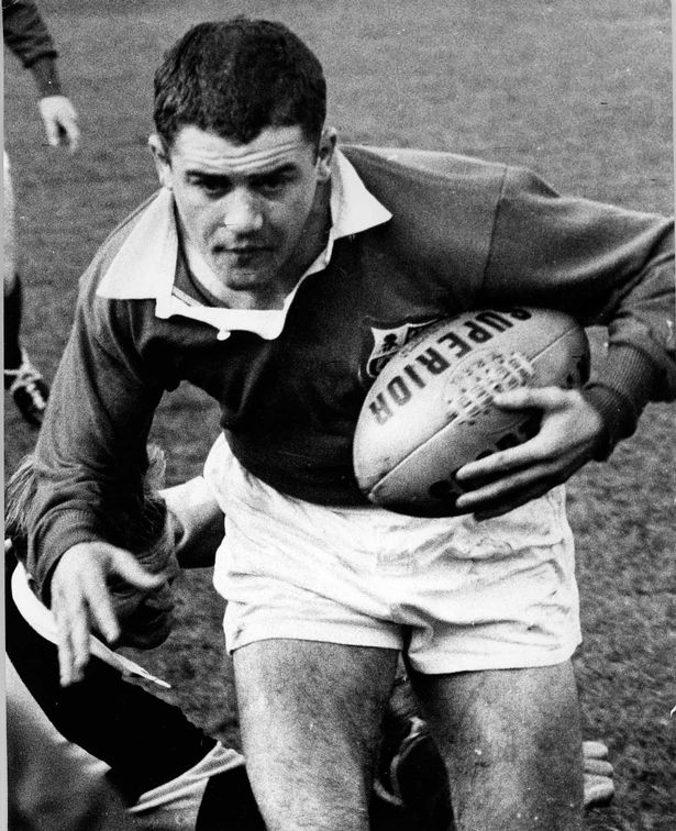 Dai Watkins.The Only player to ever captain the British and Irish Lions in Rugby Union and Great Britain in Rugby League