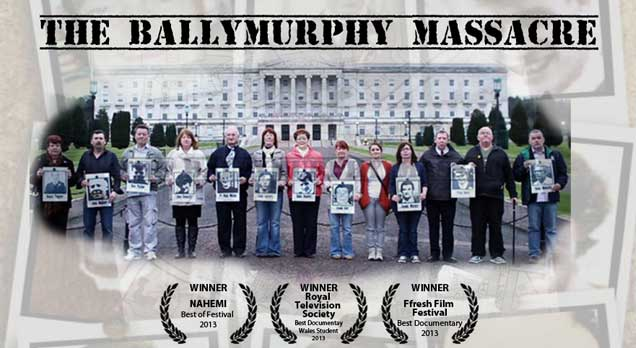 The Ballymurphy Massacre. Award winning documentary - In August 1971 eleven people were killed by the British Army. These events have remained hidden from public knowledge for over 40 years, until now!