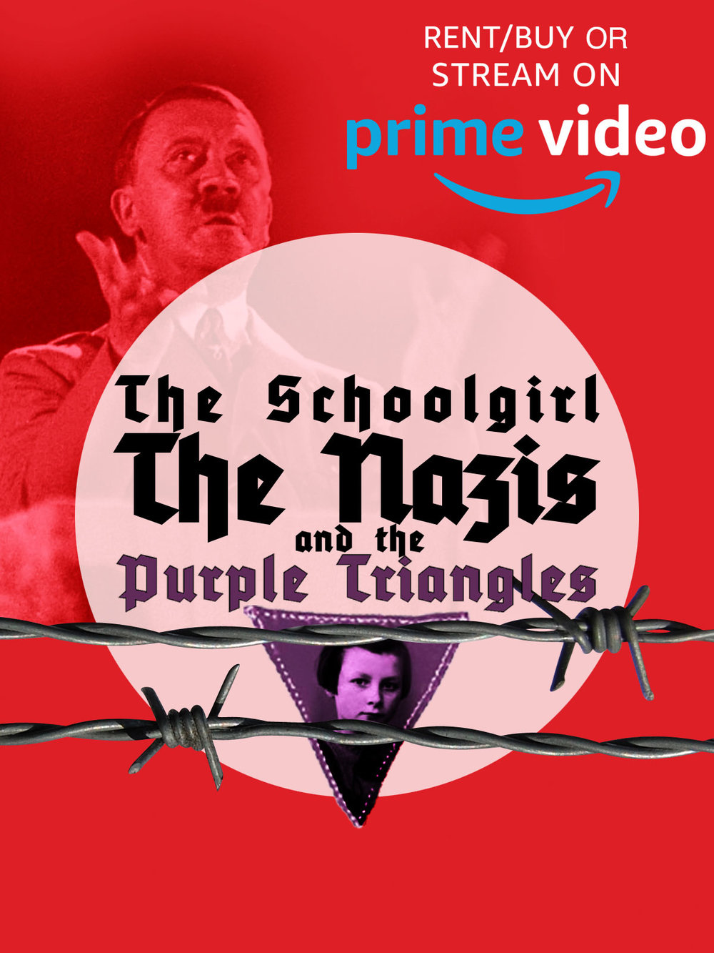 Stream on Prime Video UK - The Schoolgirl The Nazis And The Purple Triangles