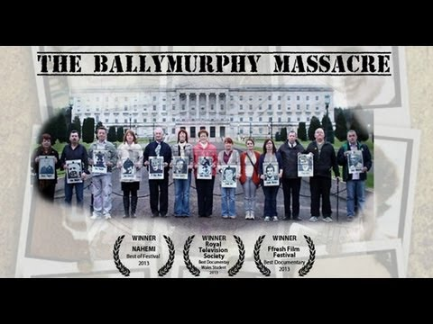 The Ballymurphy Massacre. - Award winning documentary
