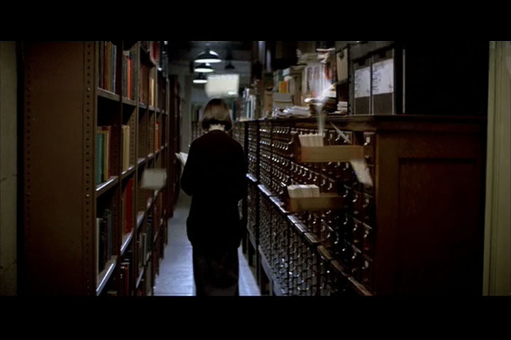 ghostbusters card catalog