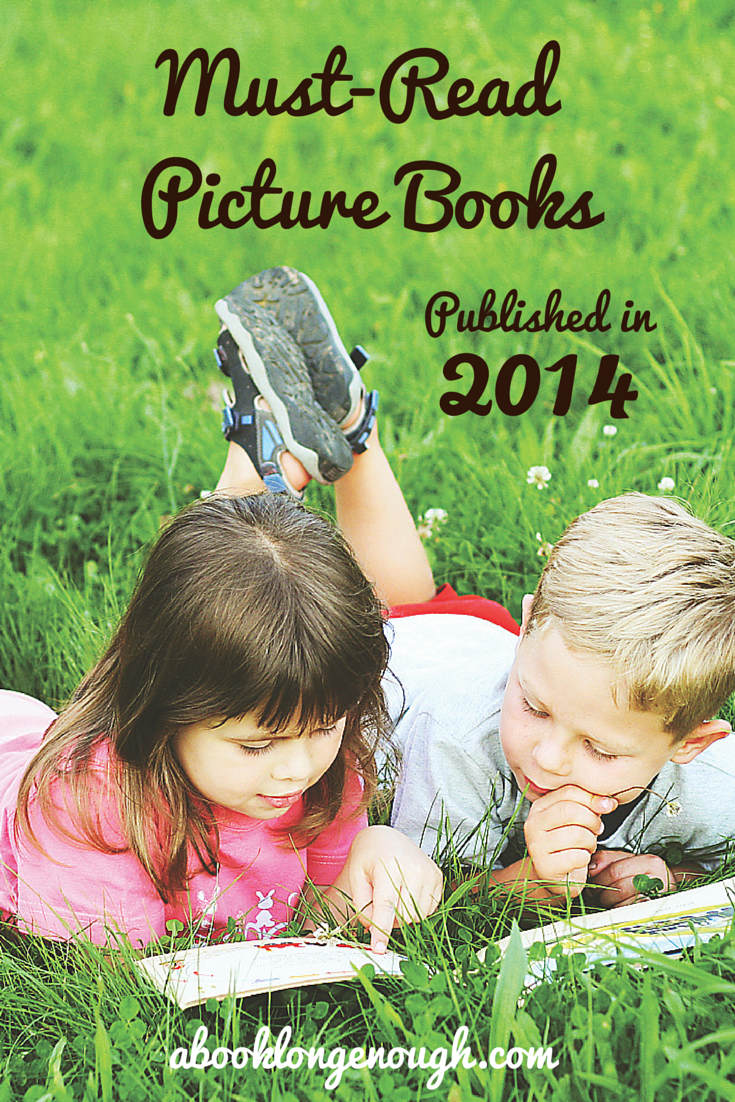 2014 picture book favorites
