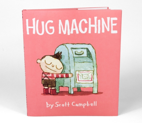 hug machine campbell