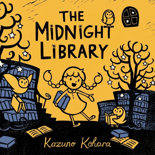 midnight library kohara