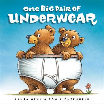 one big pair underwear