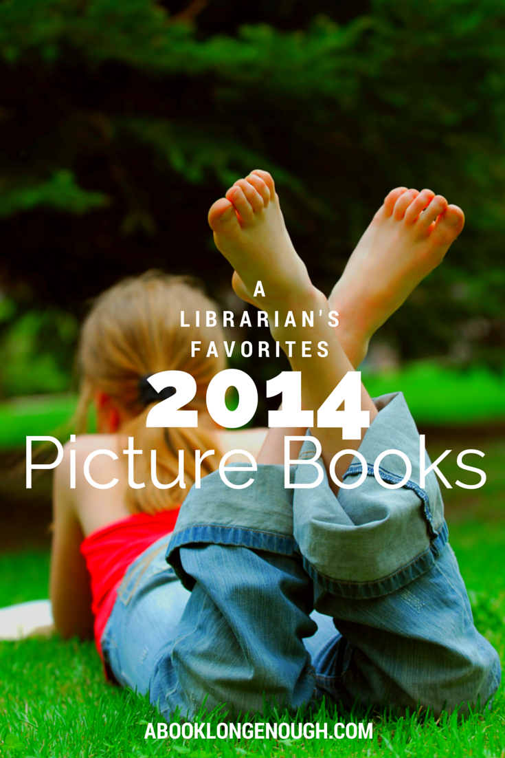 new 2014 picture books