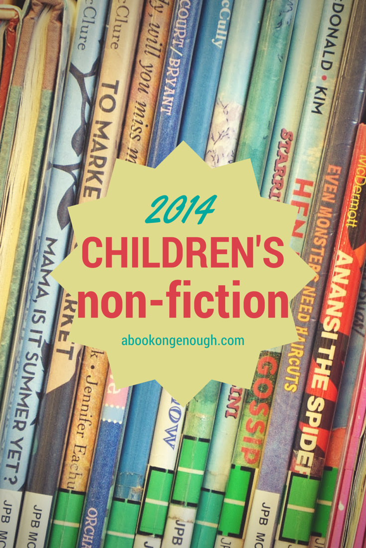 non fiction picture books 2014