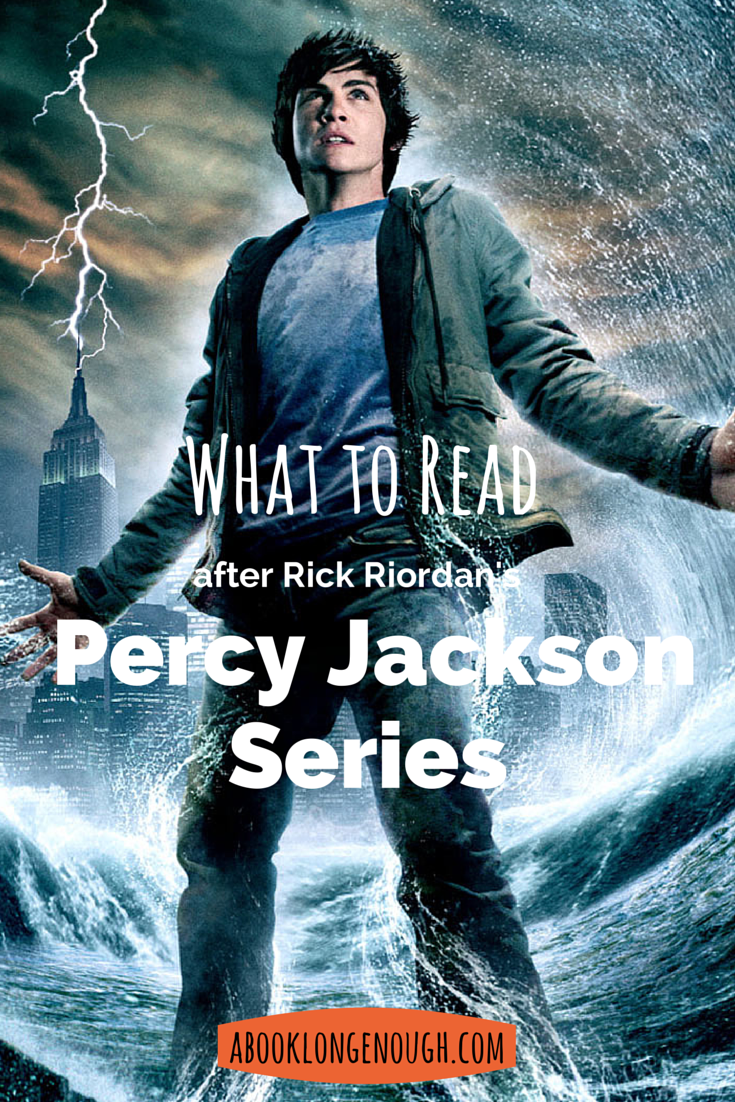 percy jackson read alikes kids book long enough
