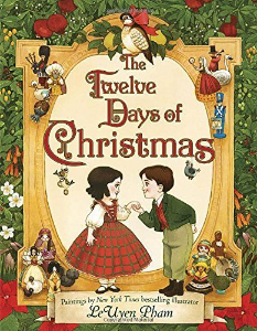 twelve days christmas kids book long enough