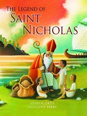 legend saint nicholas grun book long enough