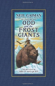 odd frost giants gaiman percy jackson read alikes kids book long enough