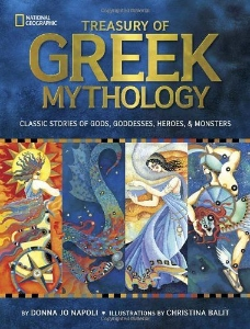 treasury greek mythology national geographic napoli percy jackson read alikes book long enough